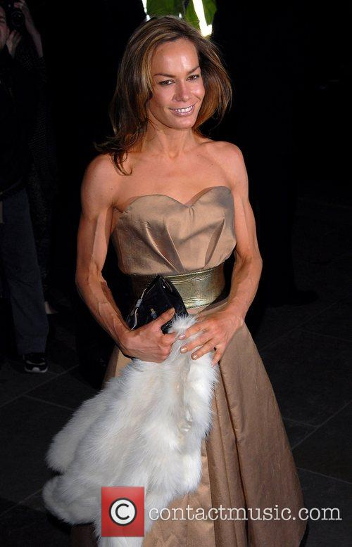 Tara Palmer-tompkinson and Vanity Fair 2
