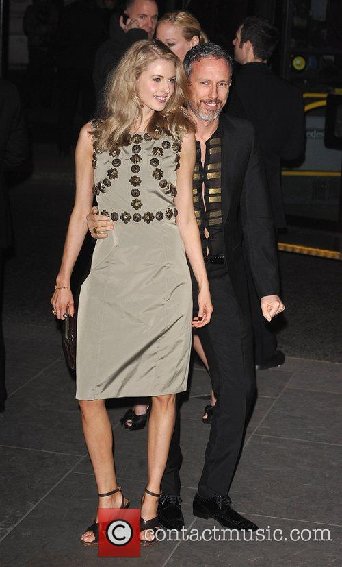Patrick Cox and Donna Air 2