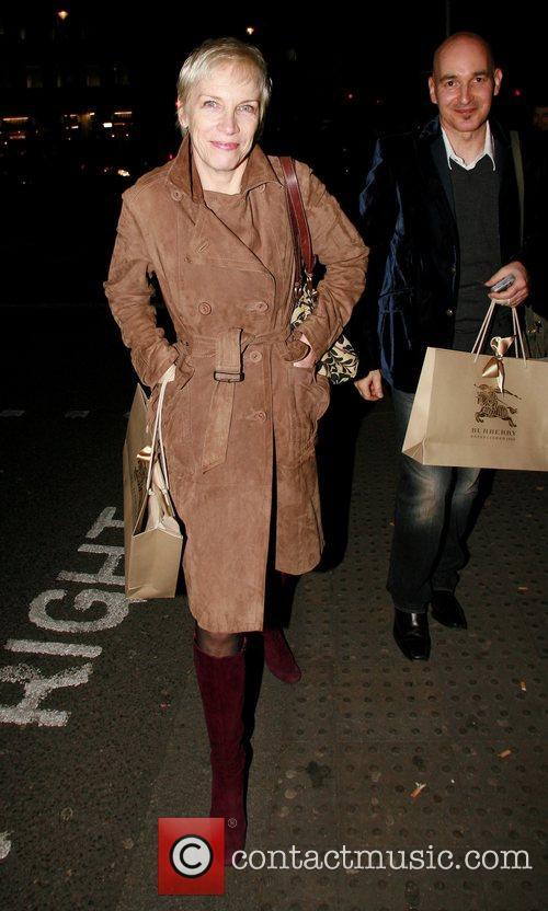 Annie Lennox and Vanity Fair 1