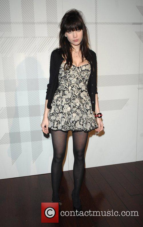 Daisy Lowe  Burberry Fragrance launch party held...