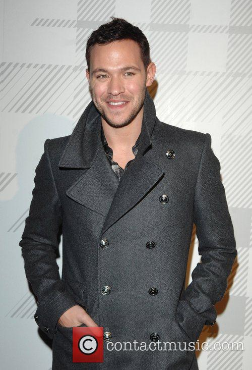Will Young Burberry Fragrance launch party held at...