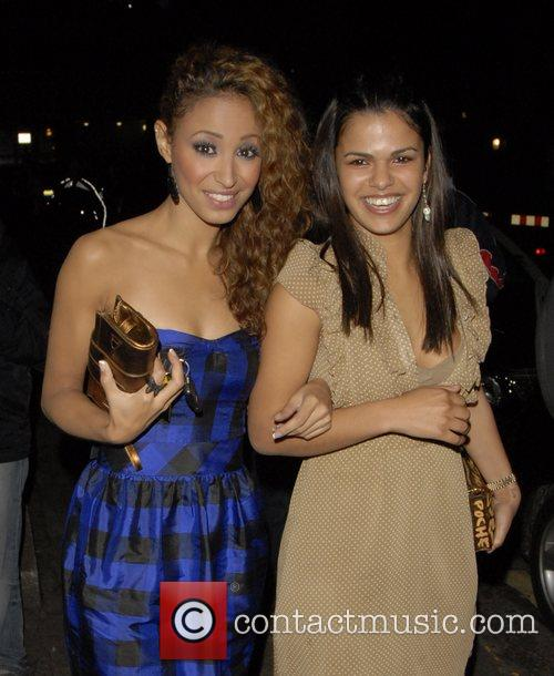 Amelle Berrabah and Cheryl Tweedy 5
