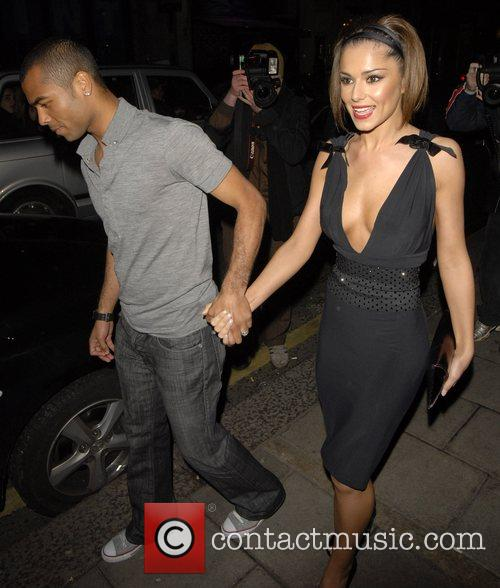 Ashley Cole and Cheryl Tweedy 1