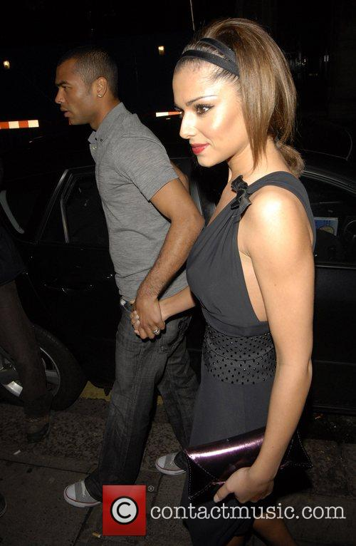 Ashley Cole and Cheryl Tweedy 2