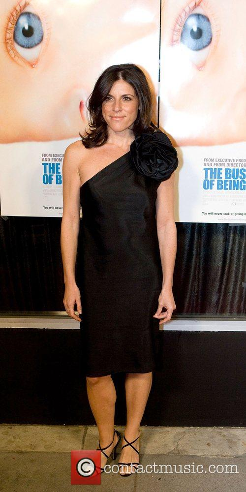 Abby Epstein,  Premiere of 'The Business of...