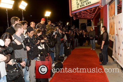 Cameron Manheim,  Premiere of 'The Business of...