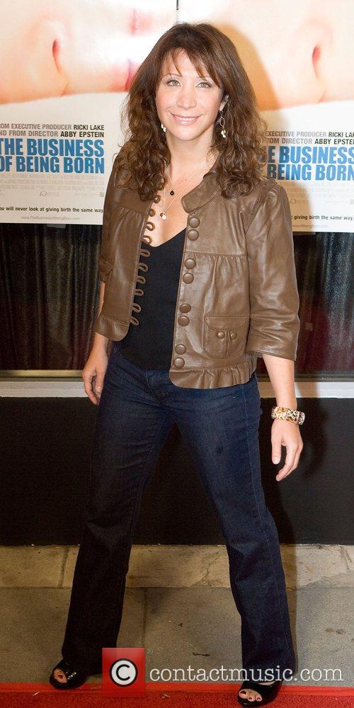 Cheri Oteri,  Premiere of 'The Business of...