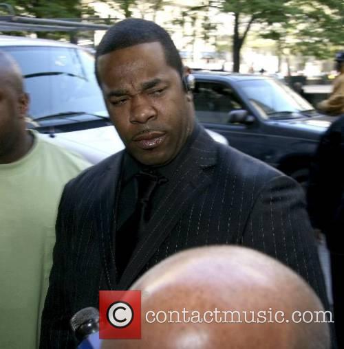 Arriving at New York Criminal Court