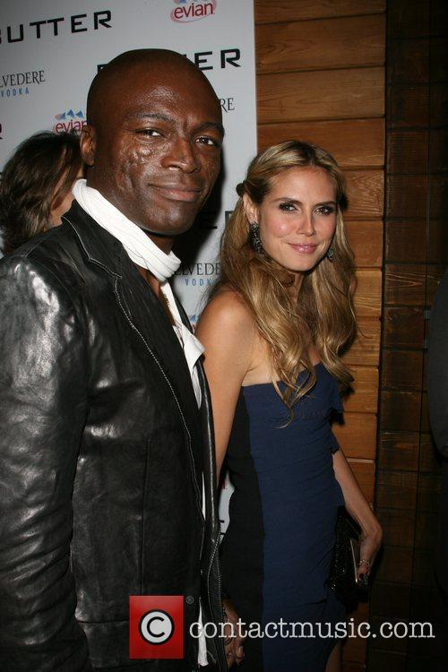 Seal and Heidi Klum 5