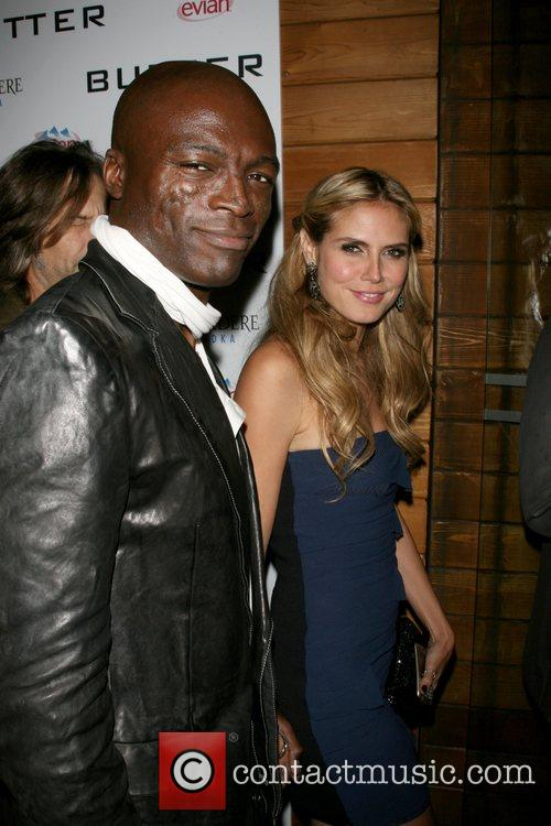 Seal and Heidi Klum 2