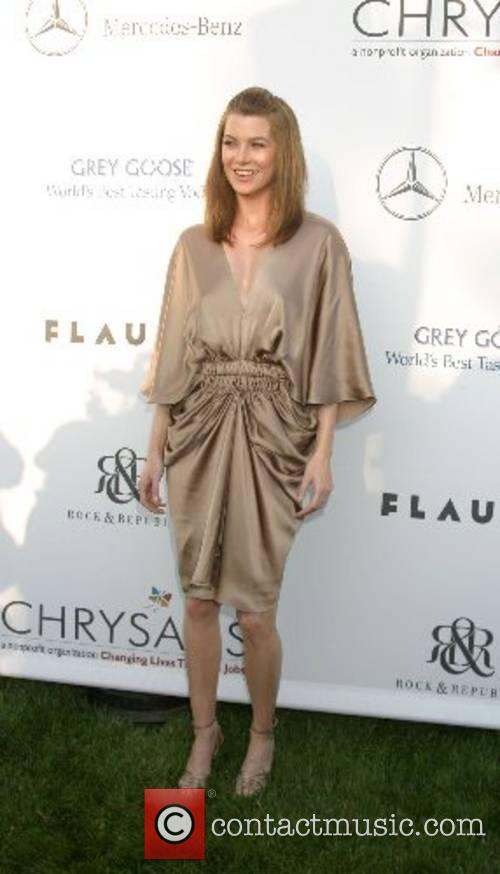 Ellen Pompeo 2007 Chrysalis Butterfly Ball held at...