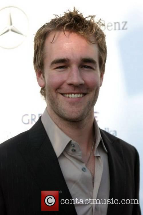 James VanDerBeek  2007 Chrysalis Butterfly Ball held...