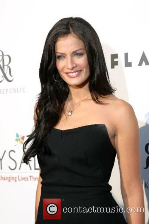 Dayanara Torres 2007 Chrysalis Butterfly Ball held at...