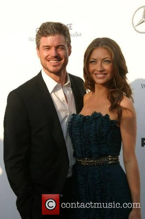 Eric Dane and Rebecca Gayheart-Dane 2007 Chrysalis Butterfly...