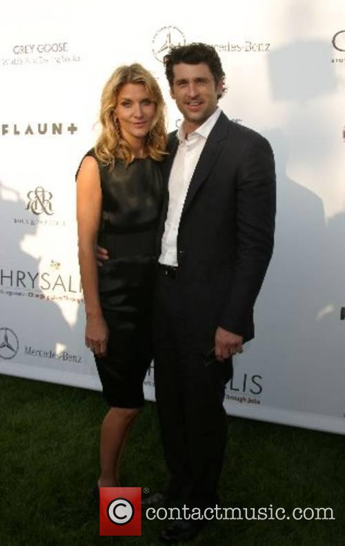 Patrick Dempsey 2007 Chrysalis Butterfly Ball held at...