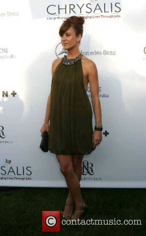 Kate Walsh 2007 Chrysalis Butterfly Ball held at...