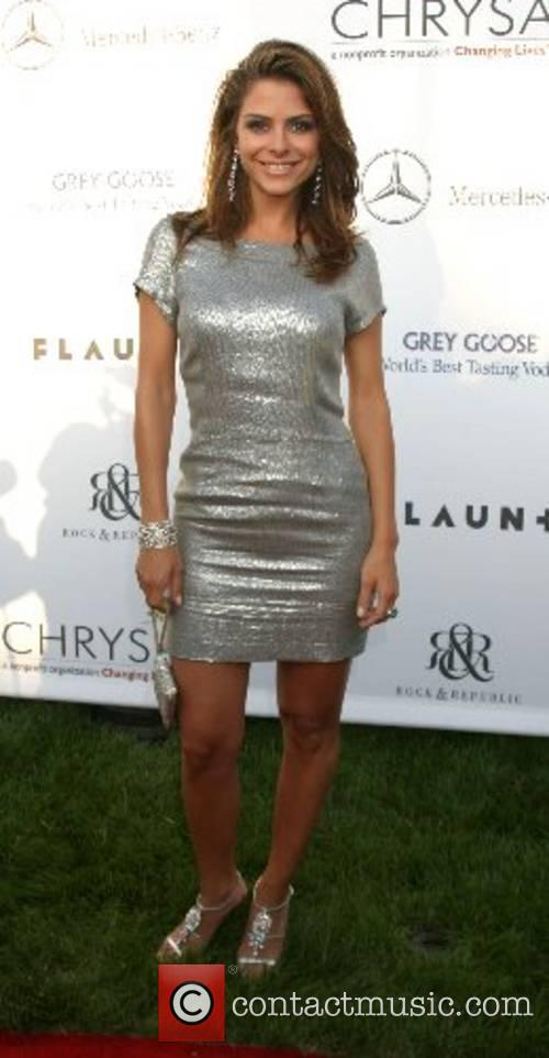 Maria Menounos 2007 Chrysalis Butterfly Ball held at...