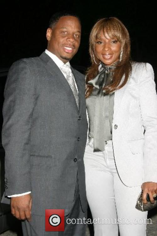 Kendu Issacs and Mary J Blige 2007 Chrysalis...