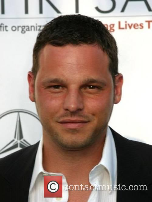 Justin Chambers 2007 Chrysalis Butterfly Ball held at...