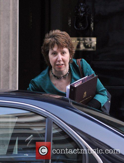 Caroline Ashton 'baroness Ashton Of Upholland' 5