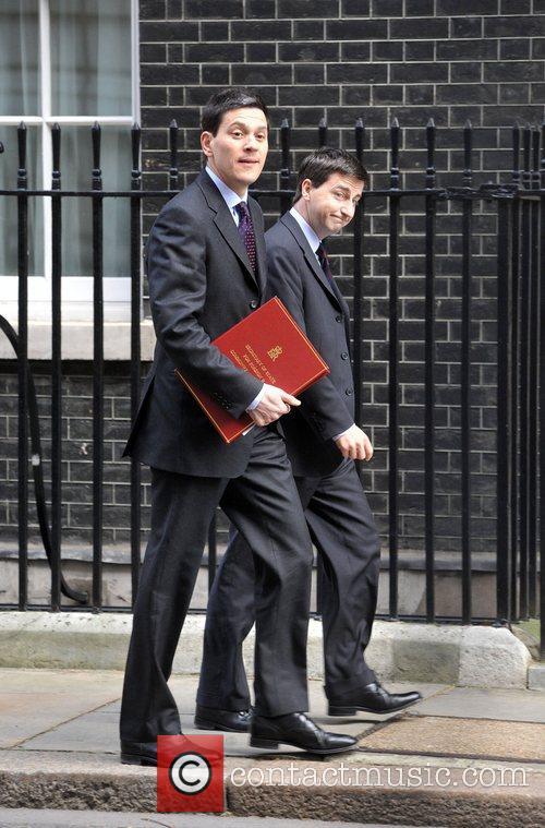 David Miliband and Alexander 7