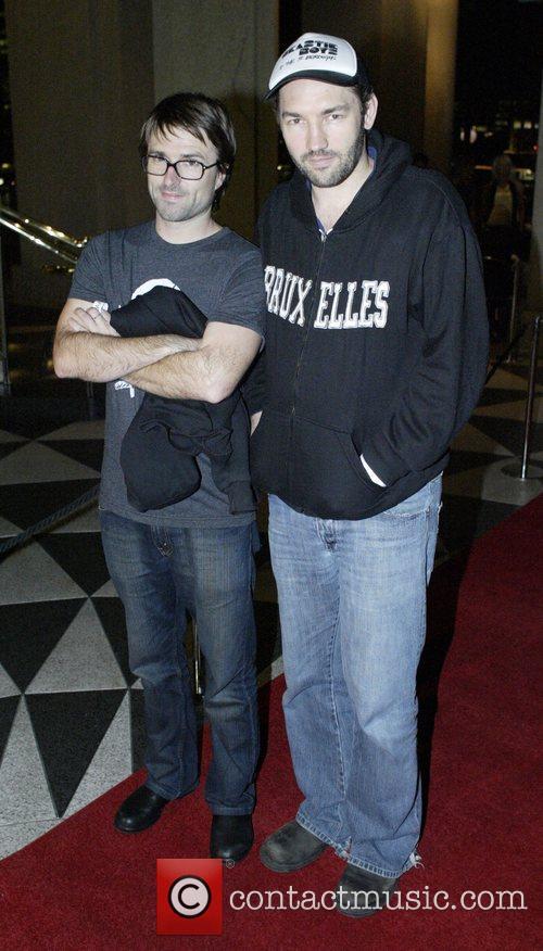 David Michod and Nash Edgerton The world premiere...