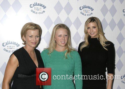 Ivanka Trump Hosts Callaway Golf Girls Club -...