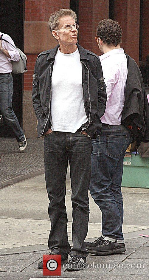 Calvin Klein in Greenwich Village  Greenwich Village,...