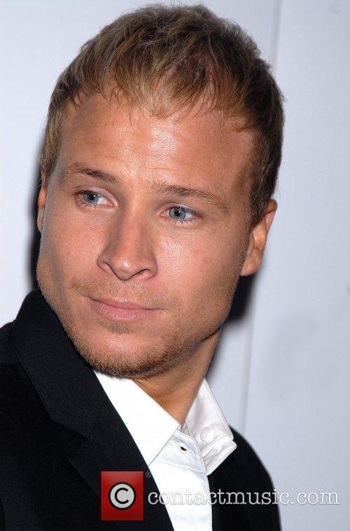 Brian Littrell of Backstreet Boys Turner Prize winner,...