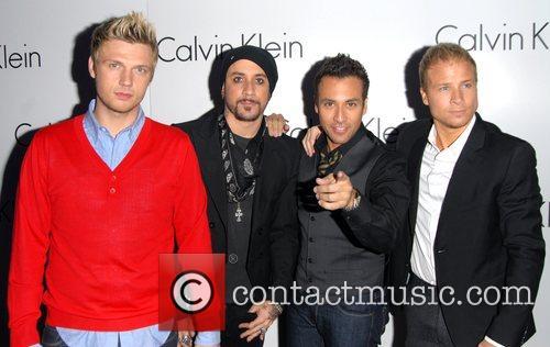 Backstreet Boys Turner Prize winner, Martin Creed's Installation...