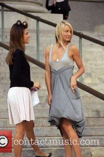 Lake Bell and Cameron Diaz 2