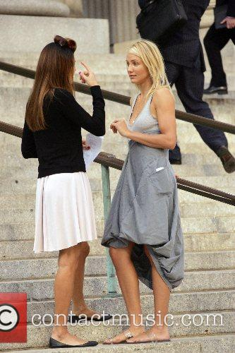 Lake Bell and Cameron Diaz 7