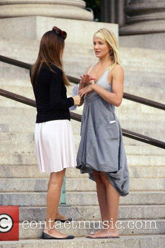 Lake Bell and Cameron Diaz 6