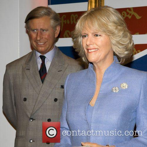 A new waxwork of Camilla - Duchess of...