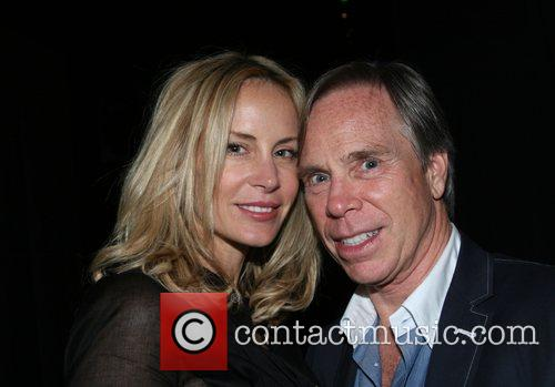Dee Ocleppo and Tommy Hilfiger Camp Freddy performs...