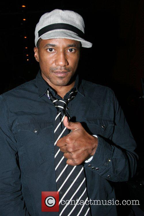 Q-Tip Camp Freddy performs during Hilfiger Sessions at...