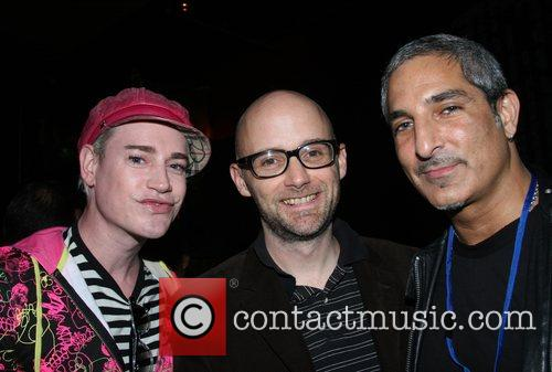 Richie Rich, Moby and Nur Khan Camp Freddy...