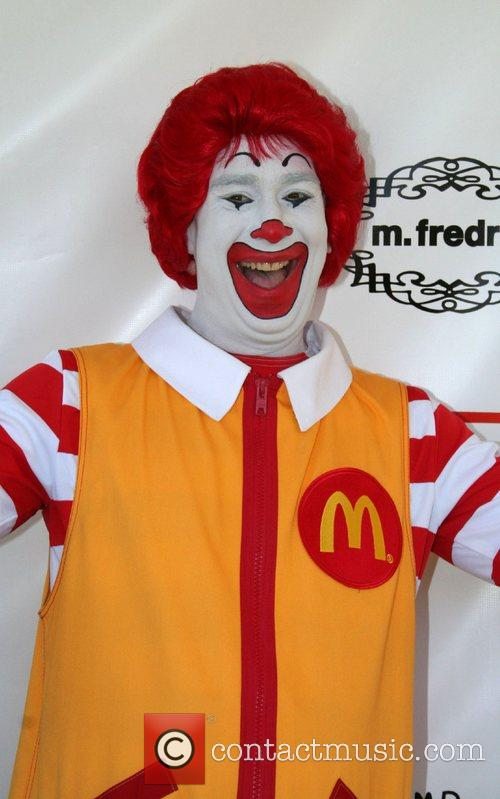 Ronald McDonald The 15th Annual Halloween Carnival to...