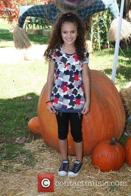 Madison Pettis The 15th Annual Halloween Carnival to...