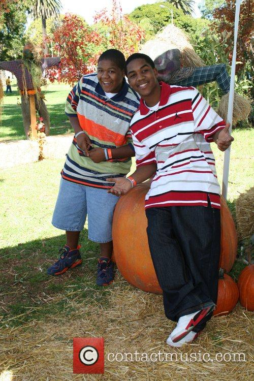 Kyle Massey and Chris Massey The 15th Annual...