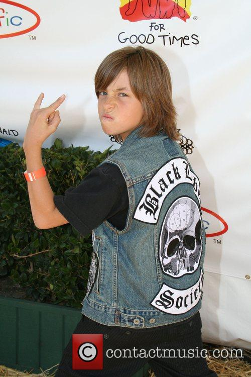 Jimmy Bennett The 15th Annual Halloween Carnival to...