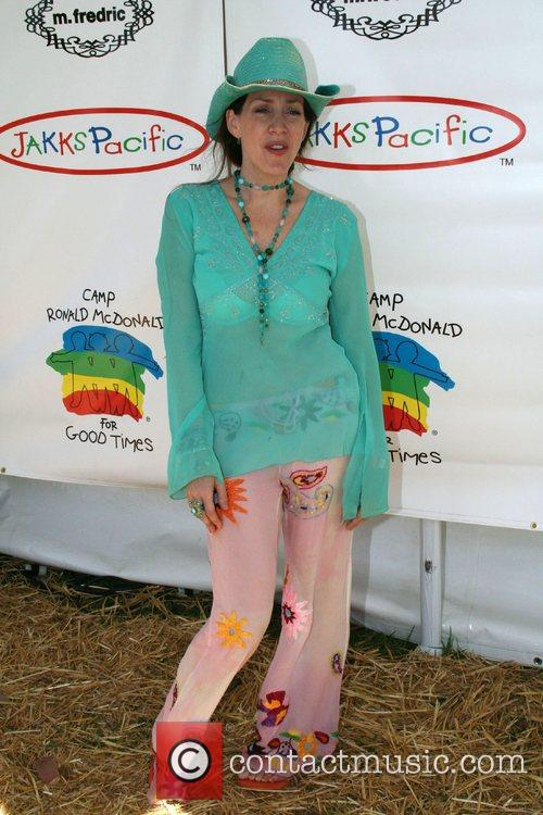 Joely Fisher The 15th Annual Halloween Carnival to...