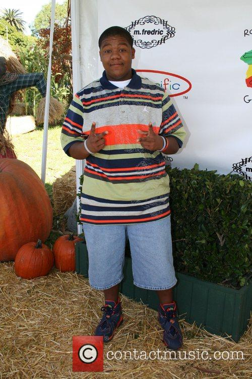 Kyle Massey The 15th Annual Halloween Carnival to...
