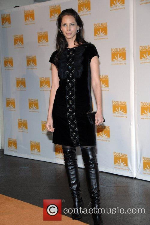 Christy Turlington 5th Annual Can-Do Awards Dinner Marking...