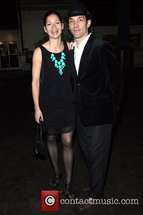 Jill Hennessy and Paolo Mastropietro 5th Annual Can-Do...