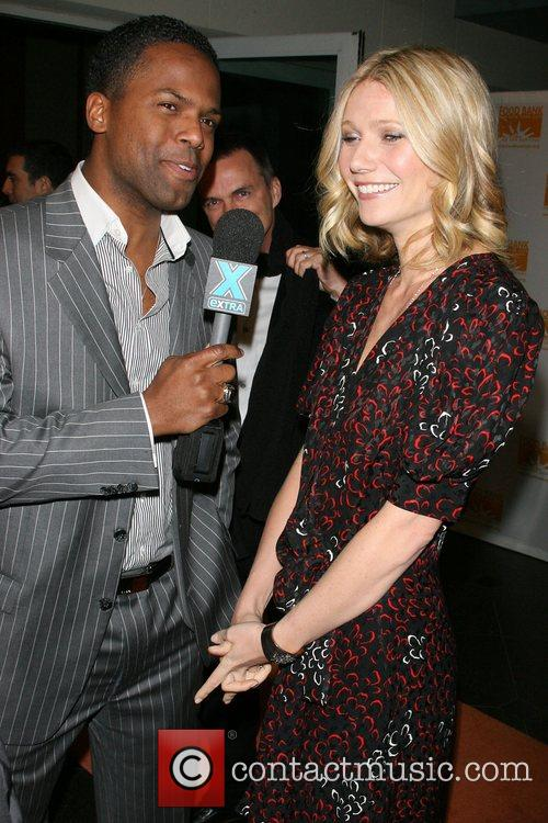 A. J. Calloway, Gwyneth Paltrow 5th Annual Can-Do...