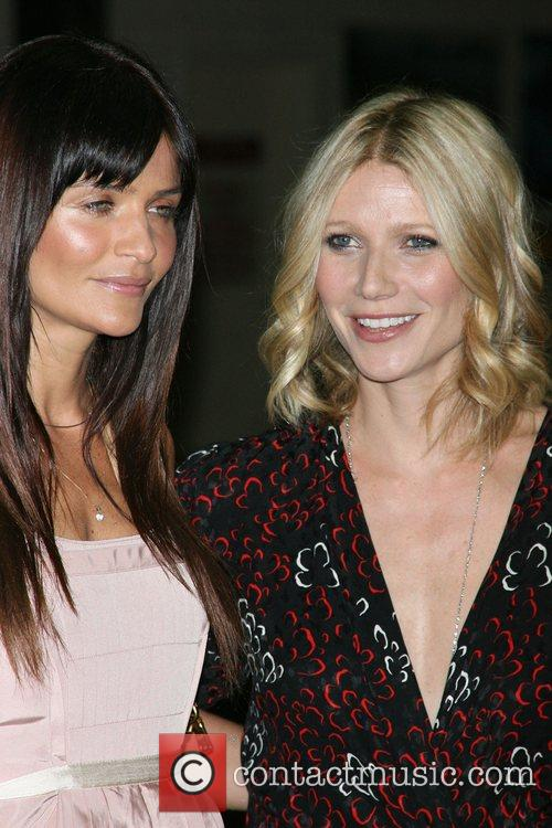 Helena Christensen and Gwyneth Paltrow 9