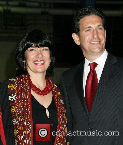 Christiane Amanpour, James Rubin 5th Annual Can-Do Awards...