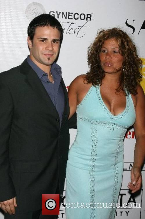 Gabriele Fermin and Brenda K Star Launching of...