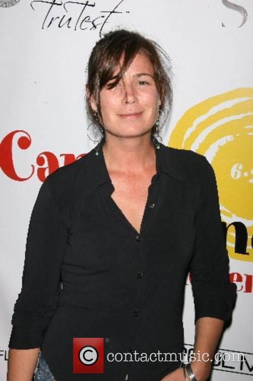 Maura Tierney Launching of Fran Drescher's Cancer Schmancer...